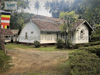 OLD ANTIQUE WALLAWA / VILLA AT WELIGAMA RIVER WITH 200 PERHCES/SQ.M 5000 | 7 Pièces + 2 Chambres intérieures | 4WC