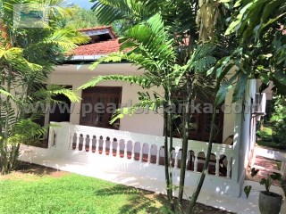 SIMPLE BUT NICE RENOVATED SRI LANKAN HOUSE IN MIIHIRIPENNA./GALLE/23.5 PERCHES(SQ.M 587.5) | 5 Pièces | 2WC