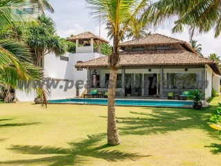 LUXURY COLONIAL STYLE BEACH VILLA WITH 3 BEDROOMS & POOL/57 PERCHES(SQ.M 1425) | 3 Bedrooms + 2 Interior Bedrooms | 3WC