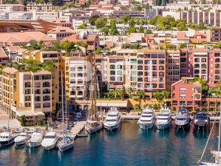 Studio for rent on Fontvieille marina |  | 1WC