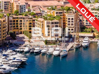 Office for rent with a view on the Fontvieille marina - RENTED |