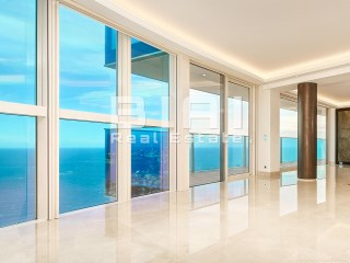 Breathtaking apartment with an incredible view of Monte Carlo | 4 Bedrooms | 4WC