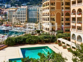 Apartment rental in Fontvieille | 3 Bedrooms | 3WC
