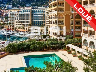 Apartment rental in Fontvieille - RENTED | 3 Bedrooms | 3WC