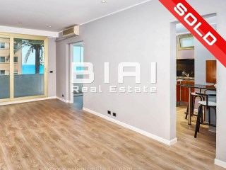 Spacious 2-bedroom flat for sale in Monte Carlo - SOLD