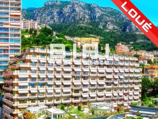 1-bedroom apartment for rent in Monaco with private garden - RENTED | 1 Bedroom | 1WC