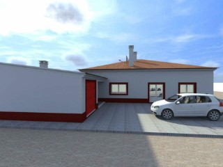 3 bedroom villa and annexes in 3000 m2 plot, Foros de Salvaterra | 3 Bedrooms | 2WC
