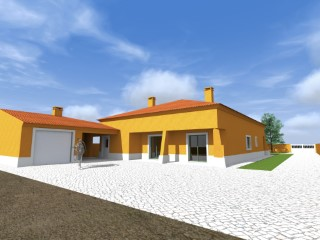 House 4 bedrooms with attachments, Foros de Salvaterra | 4 Bedrooms | 2WC