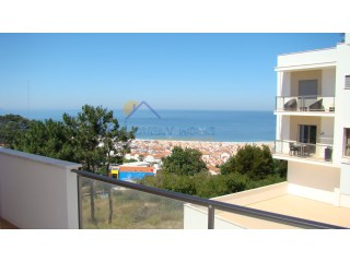 Excellent NEW apartment, 3 bedrooms in Nazaré, with terrace, barbecue and garage | 3 Bedrooms | 2WC