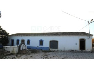 Old house in need of renovation works with backyard in Santo Estevão (Tavira - Algarve) - OPPORTUNITY! REDUCED!! | 3 Zimmer | 2WC