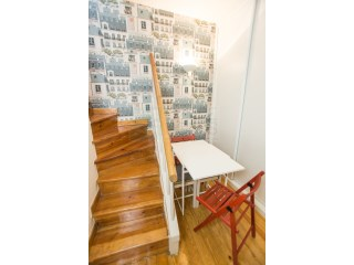 Superb 2 bedroom Duplex with excellent views, located in Chiado | 2 Bedrooms | 3WC