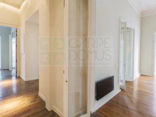 Fantastic 3 bedroom apartment completely renovated, Lisbon  | 3 Bedrooms | 2WC