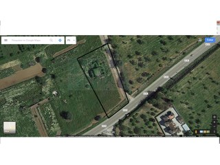 Land of 2.200 sqm located 500 meters from Pedras d´El Rei and Praia do Barril (Tavira - Algarve) |