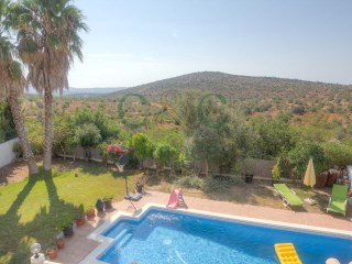 RESERVED - 4 Bedroom Villa with panoramic Country Views west of Loulé | 4 Bedrooms | 1WC