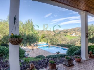 Lovely country villa with pretty views between São Brás and Tavira | 4 Bedrooms | 2WC