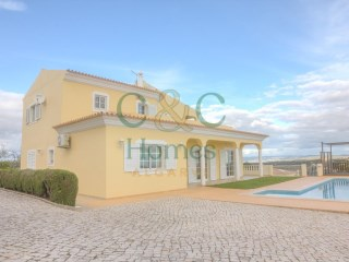 4 Bedroom Country villa with impressive panoramic views near Loulé | 4 Bedrooms | 3WC