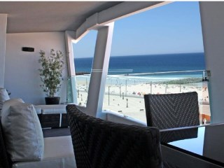 2 bedroom apartment, new, sea view, modern architecture, parking, Costa da Caparica | 2 Bedrooms