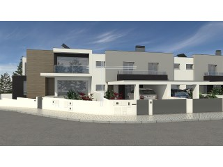 Terraced house 3 bedrooms +1 in plant, contemporary architecture-Quinta do Pinheiro | 3 Bedrooms + 1 Interior Bedroom