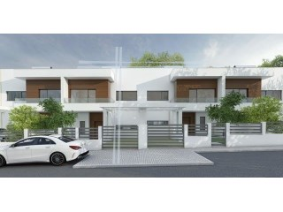 Semi-detached house 4 bedrooms, new, with swimming pool, alarm, air conditioning, solar panels | 4 Bedrooms | 3WC