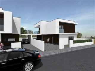 Detached house 4 bedrooms New, 315m2 ground, Garage 15 m 2-Mastic | 4 Bedrooms | 3WC