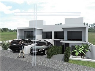 Semi-detached house 4 bedrooms +1-80 m 2, Basement Garage 18 m 2, land 316m2, swimming pool | 4 Bedrooms + 1 Interior Bedroom | 3WC