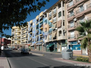 Flat with 2 bedrooms in the heart of Puerto de Mazazarrón, with large terrace and garage. | 2 Bedrooms | 1WC