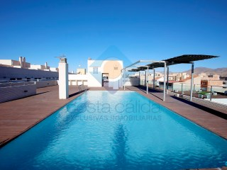 Two bedroom apartment with pool in the best building in Puerto de Mazarrón. | 2 Bedrooms | 1WC