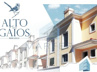 Alto dos Gaios villas T3 +1 | 3 Bedrooms | 3WC