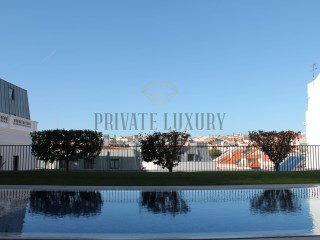 Luxury 2 bedroom apartment in Chiado - Private Condominium with Pool | 2 Bedrooms