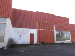 Warehouse/Industry 447,49m2 in Tomar - Portugal |
