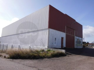 Warehouse/Industry 450,64m2 in Tomar - Portugal |