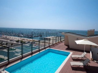 2 bedroom modern apartments with pool facing new Olhão's Marina in the Algarve. | 2 Bedrooms | 2WC