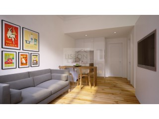 Appartement › Lisboa | Studio | 1WC