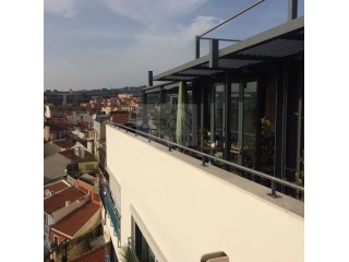 Apartment for sale in Lisbon with terraces and river view | Portugal | 4 Bedrooms | 4WC