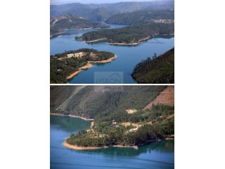 Plots of land for sale with project in Barragem Castelo do Bode | Portugal |