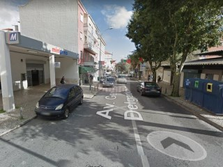 Store for sale with annual income of 7,5% | Amadora |