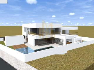 CONTEMPORARY VILLA IN LAGOS, ALGARVE, PORTUGAL | 4 Bedrooms | 4WC