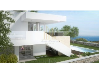 CONTEMPORARY 3 Bedroom Villa In LAGOS, ALGARVE, PORTUGAL | 3 Bedrooms | 4WC