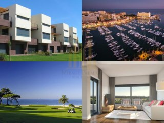 Prestigious condominium in Vilamoura. The best real estate Investment of 2017 | 1 Bedroom | 2WC