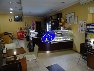 Coffee/snack Bar completely equipped and ready to work, Almada |
