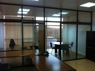 Office Located in Avenida Tomas Ribeiro, in Building of Offices with security. |