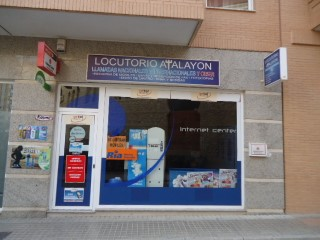 LOCAL COMERCIAL CON ALTILLO |
