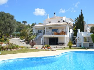Great 4 bedroom villa with sea views in Almancil | 4 Bedrooms | 3WC