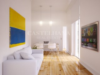 Chiado Appartements Appartements T1 et T2 %9/14