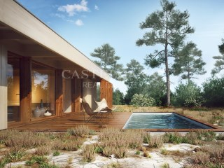 Eco-Resort & Residences , Moradia T1+2 Piscina%1/3
