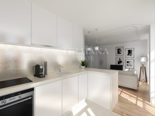 Chiado 76, 1 and 2-Bedroom Apartments, Kitchen%6/11
