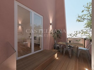 Apartment 2 Bedrooms › Santo António