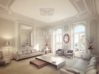 THE SANDOMIL PALACE Triplex T3+1, Sala%1/15