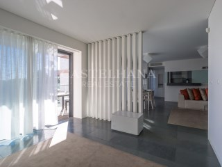 1+2-Bedroom Apartment, Tróia, Living Room%1/13