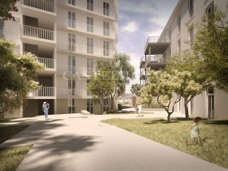 Graça Residences 1 to 4 bedroom duplex apartments with parking%3/14